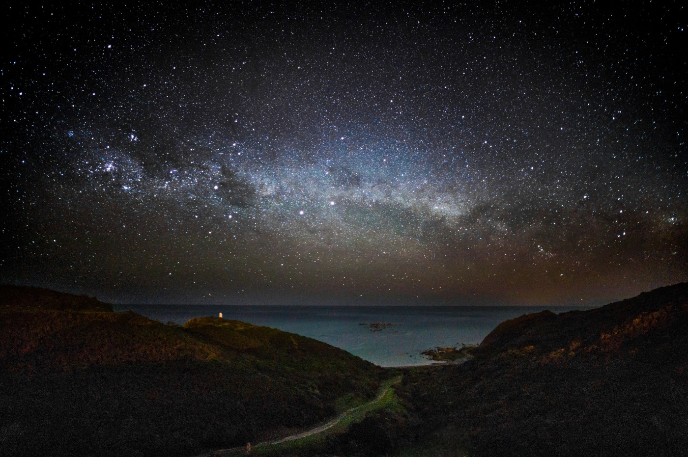 Milky Way Wellington by Andrew Xu