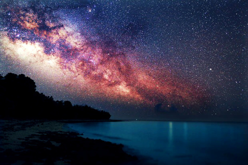 beautiful-galaxy-gorgeous-lake-night-Favim.com-241887