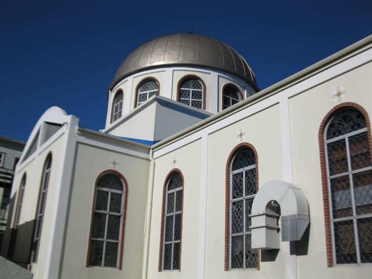 (1950) Img 2 Greek Orthodox Church. Museums Wellington