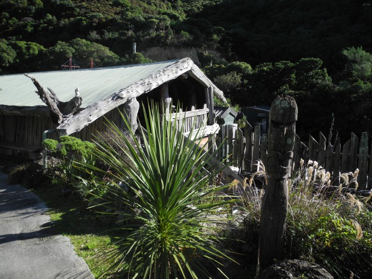 (1974) Img 1 Tapu Te Ranga living marae, Museums Wellington