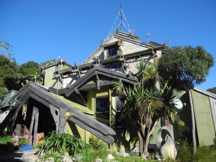 (1974) Img 2 Tapu Te Ranga living marae, Museums Wellington