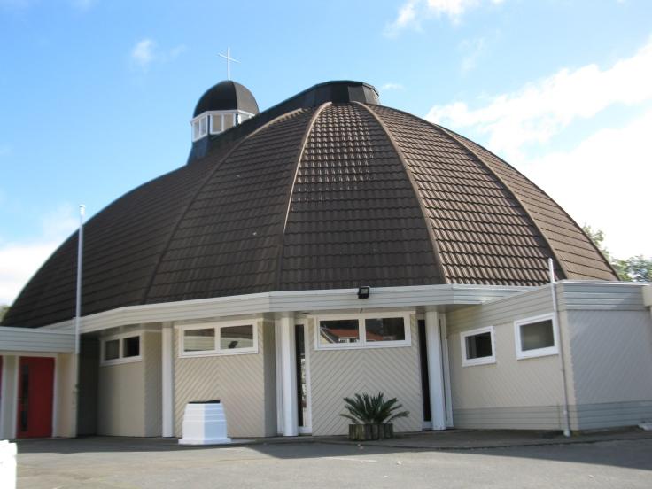 (1984) Img 1 Samoan Church. Museums Wellington