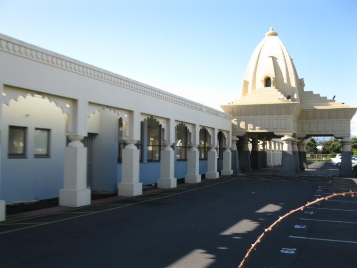 (1992) Img 1 Bharat Bhavan Indian Hall. Museums Wellington