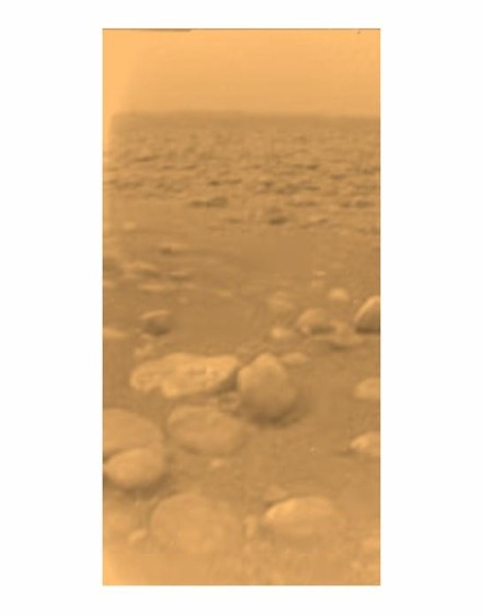 View of Titan