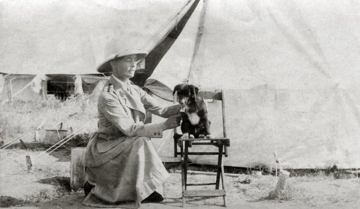 Dr Mary Blair